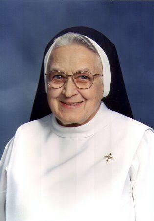 c2a94321ef6e3 Sister Mary Albert Sagorski, OP - Dominican Sisters