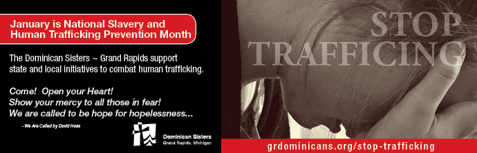 Justice Prayers & Reflection: Human Trafficking - Dominican