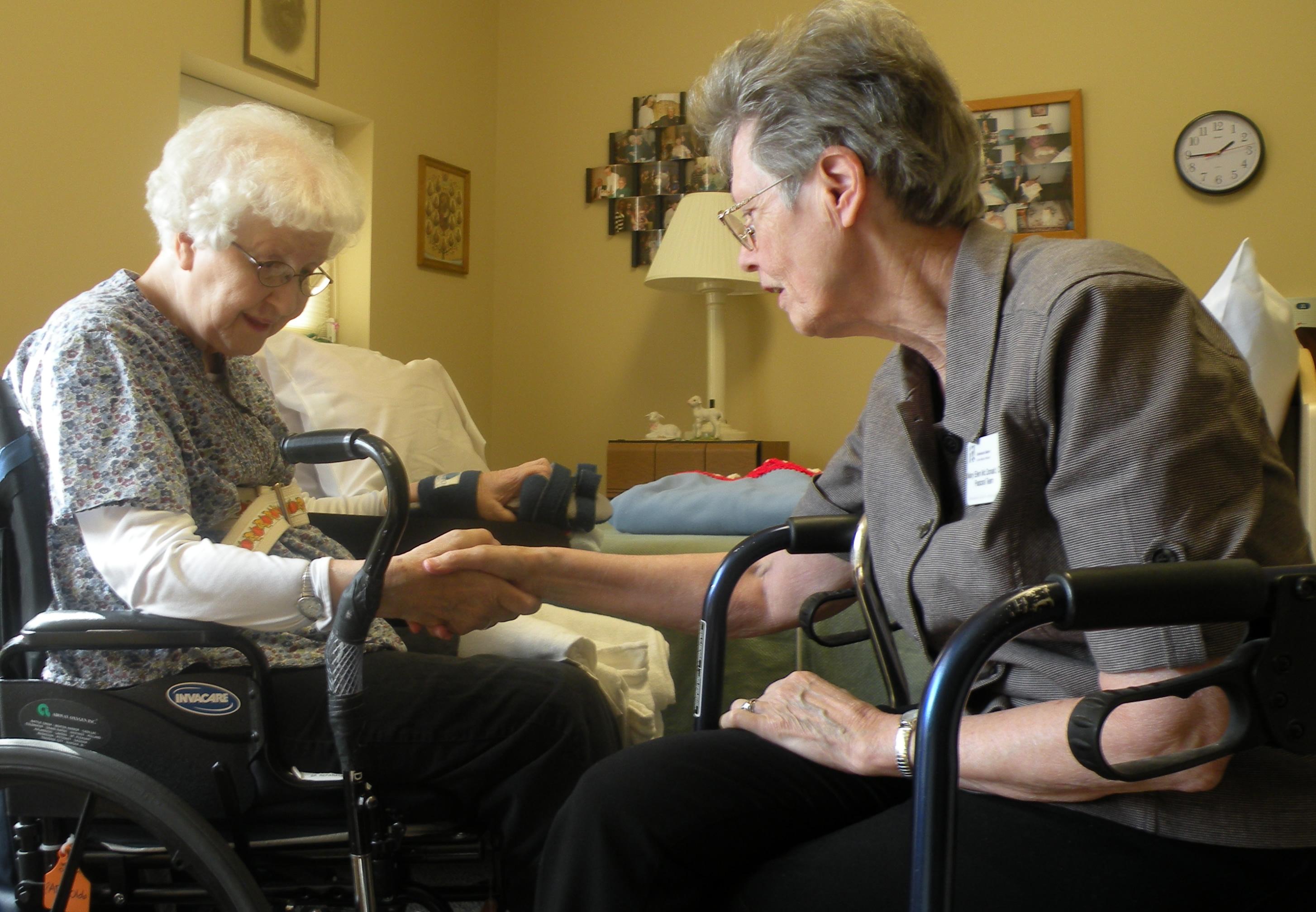 Sister Inspiration: Mary Ellen McDonald, OP - Dominican Sisters