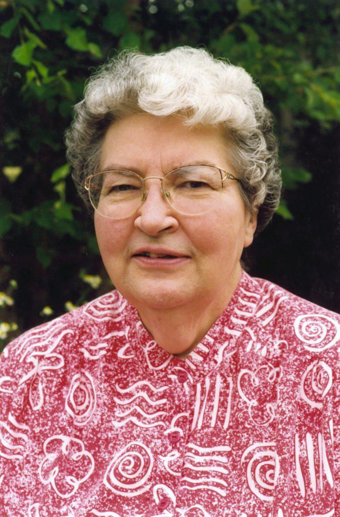 Sister Judith Ann Barber OP