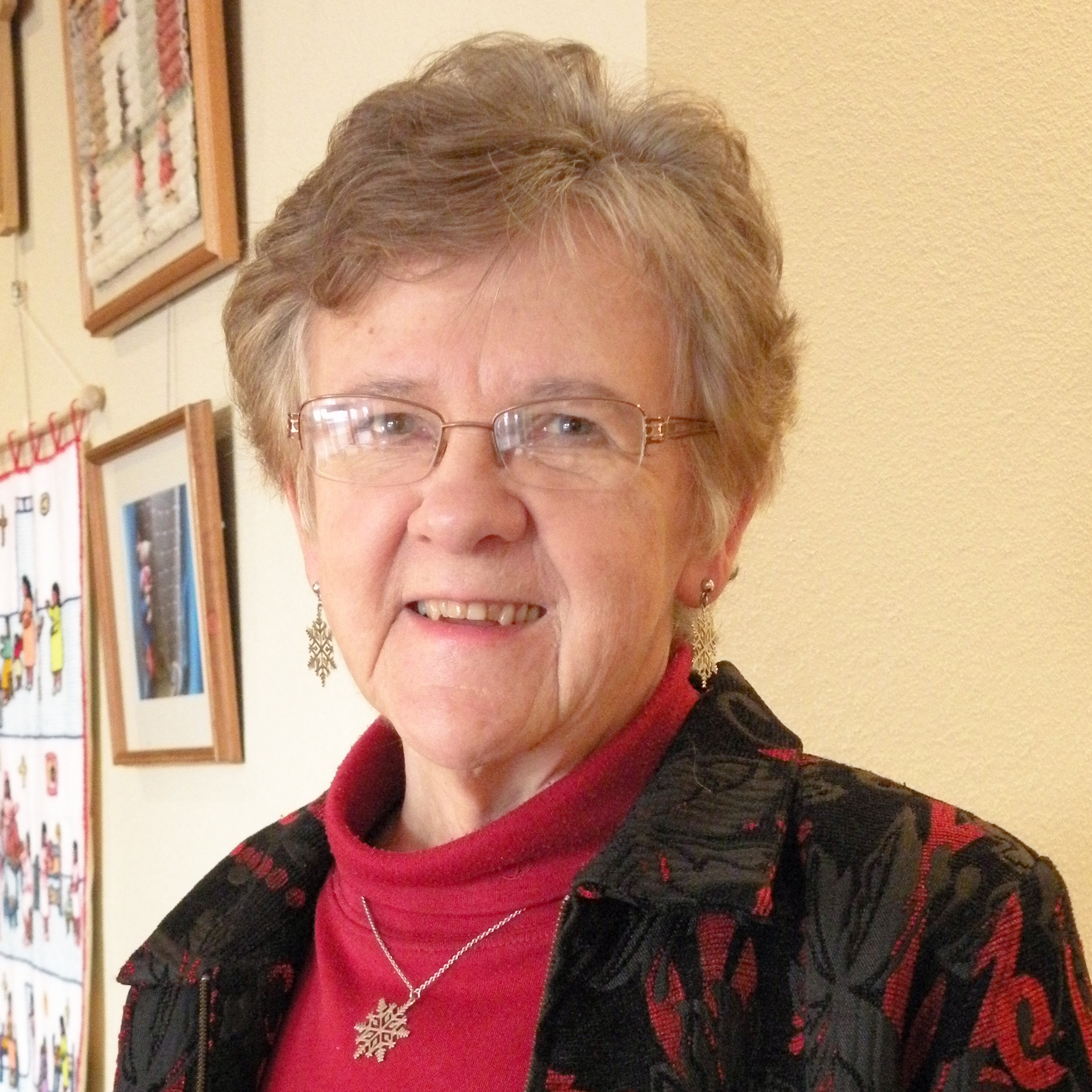 Sister Janet Brown OP