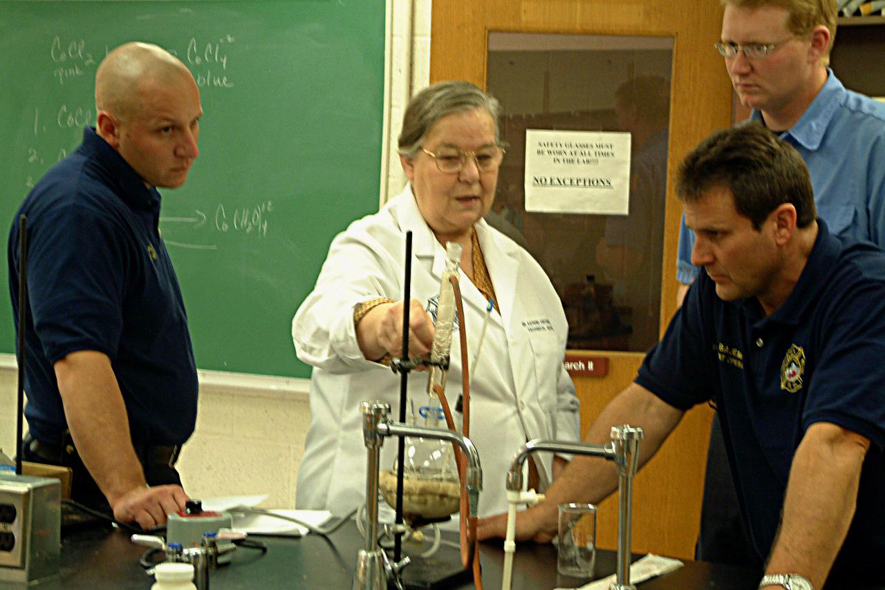 Sr Katrina Hartman Science