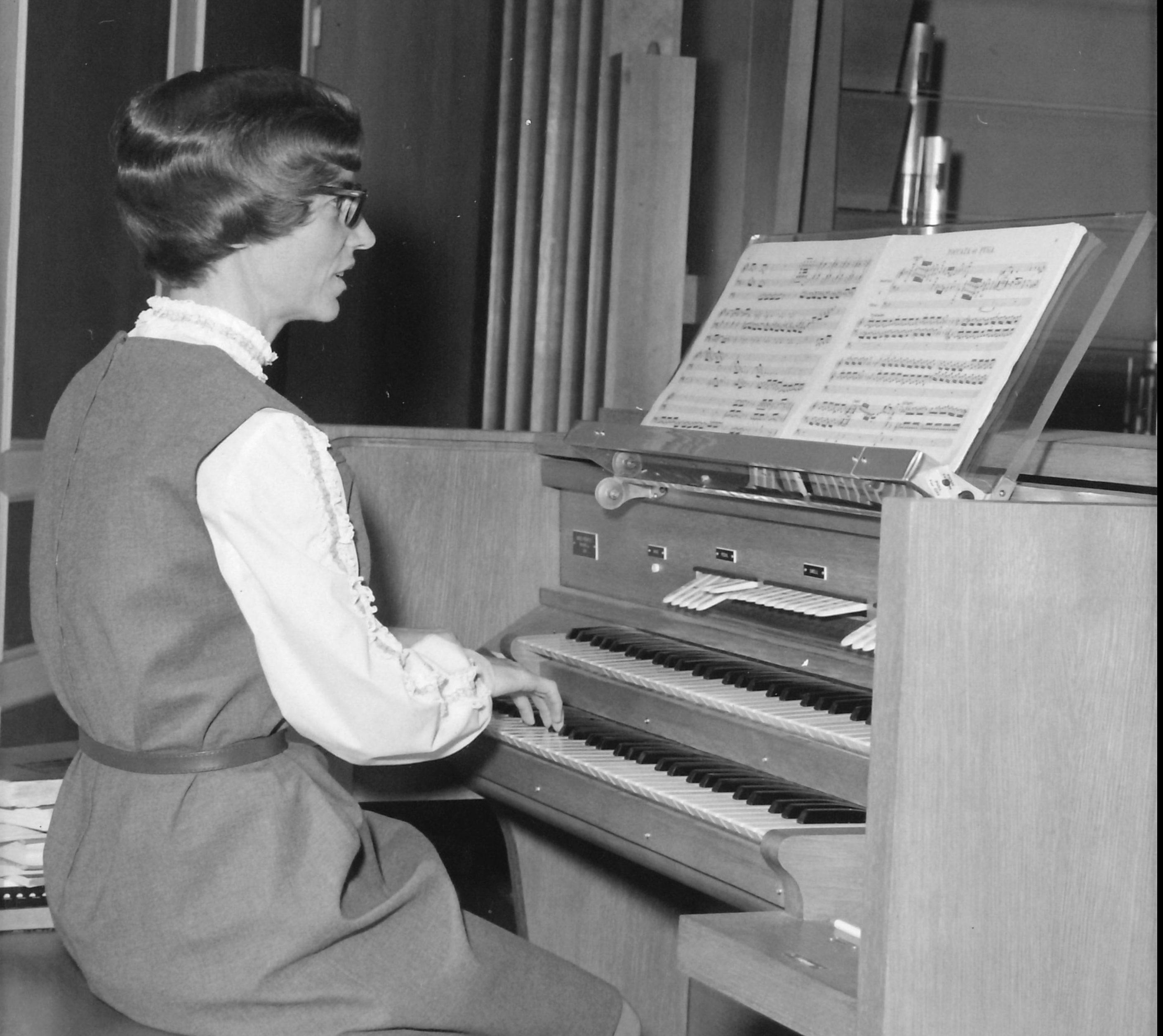 Sister Yvonne Greiner OP