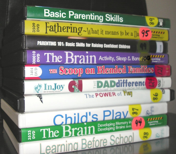 Parenting skill resources