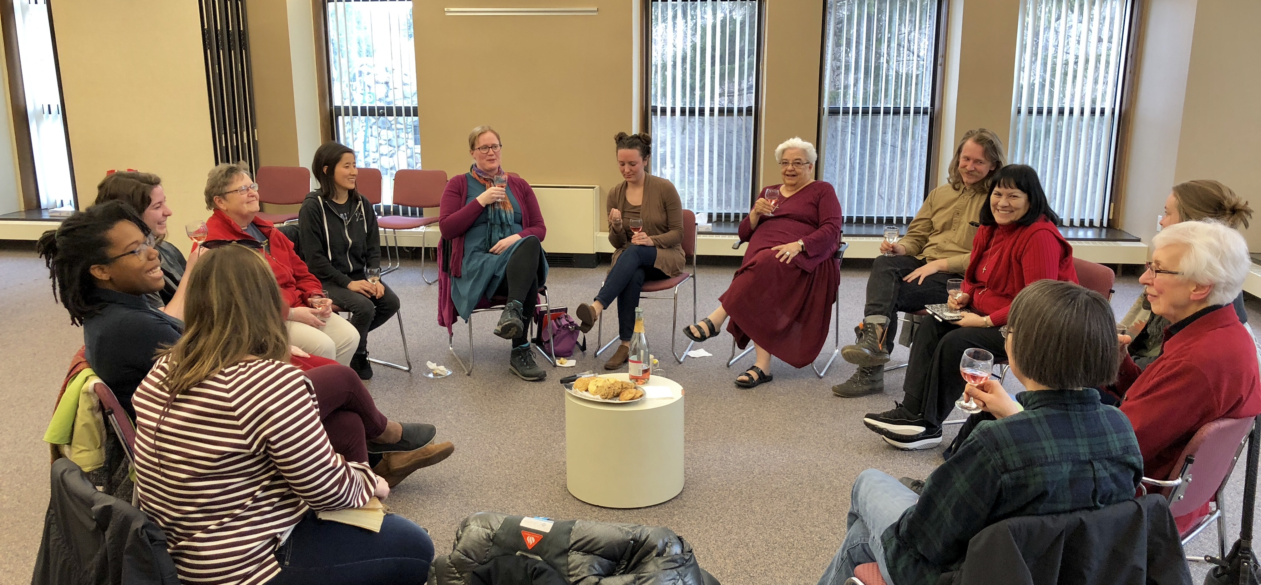 Nuns & Nones attract Millennials at Dominican Center at Marywood