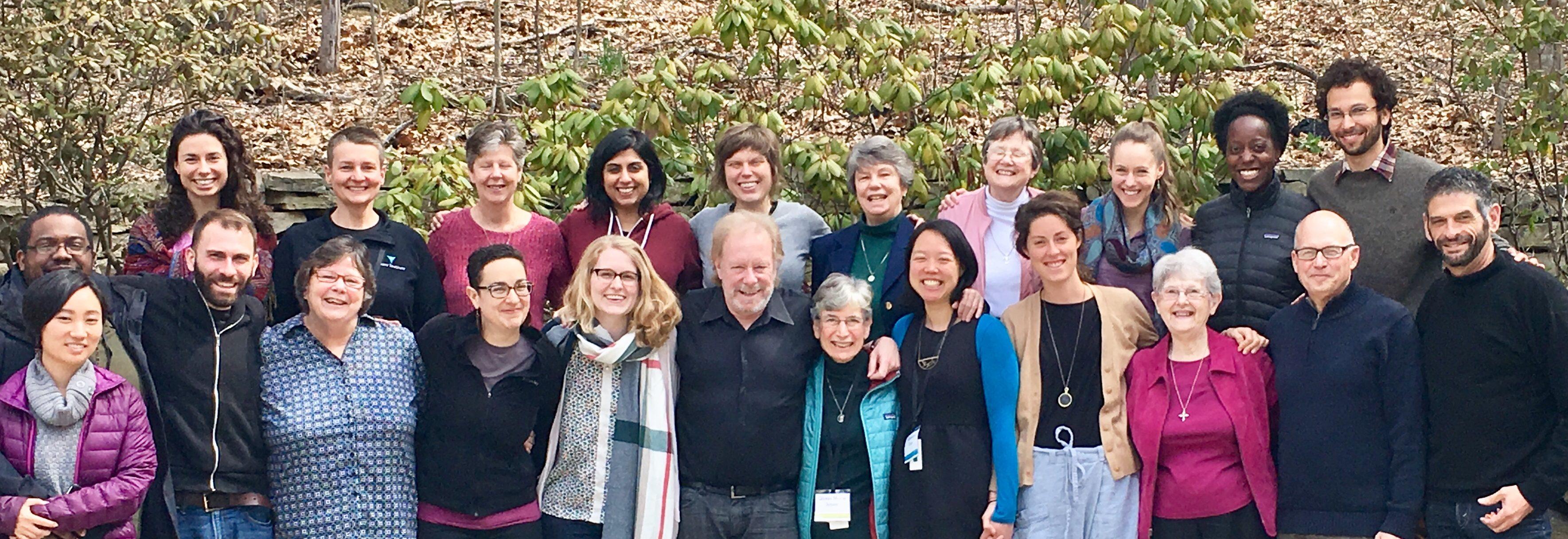 Nuns & Nones gathering in April 2018 Fetzer Center, Kalamazoo Michigan Millennials and Sisters