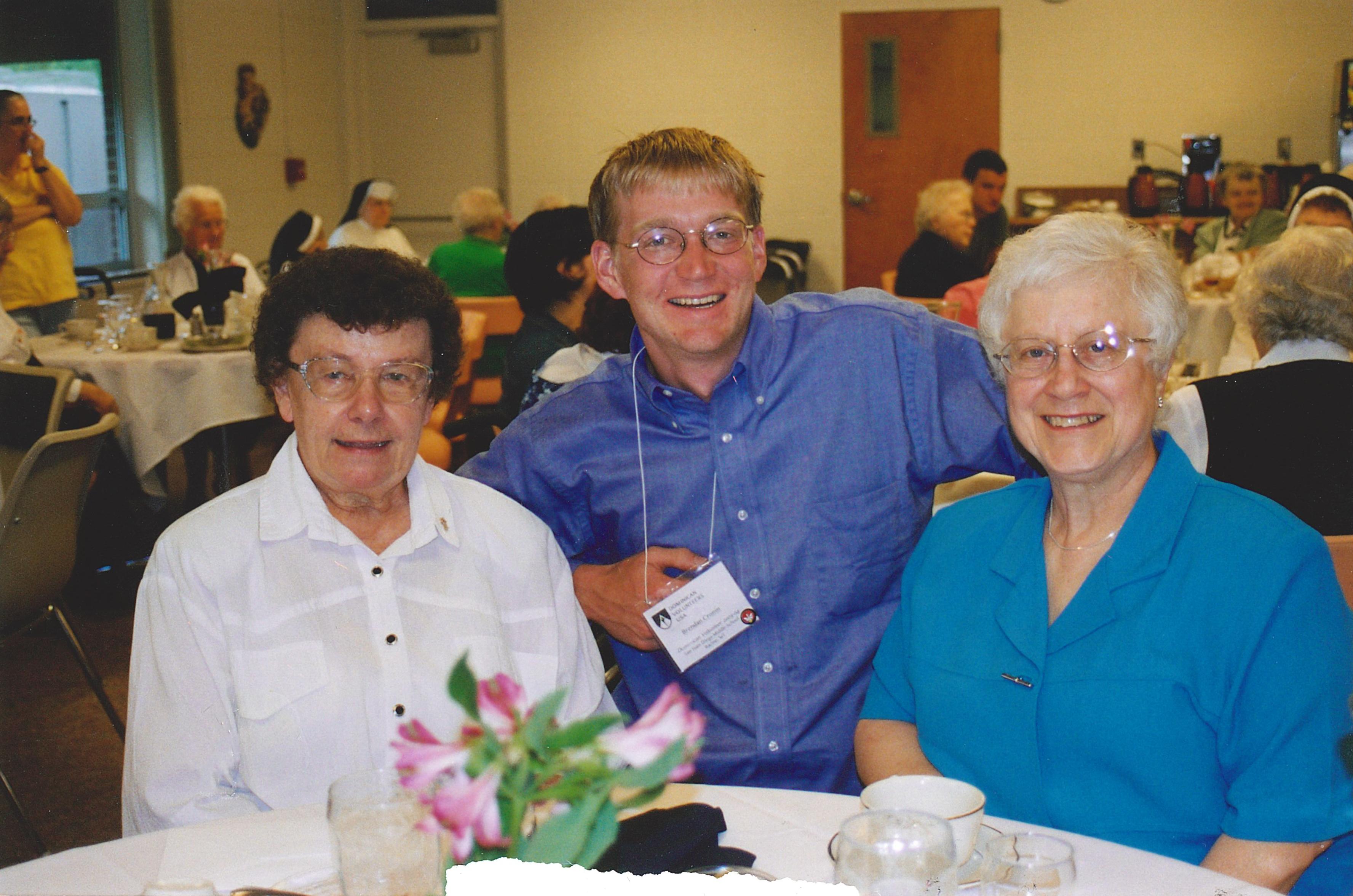 Dominican Volunteers USA Sister John Therese Kusba