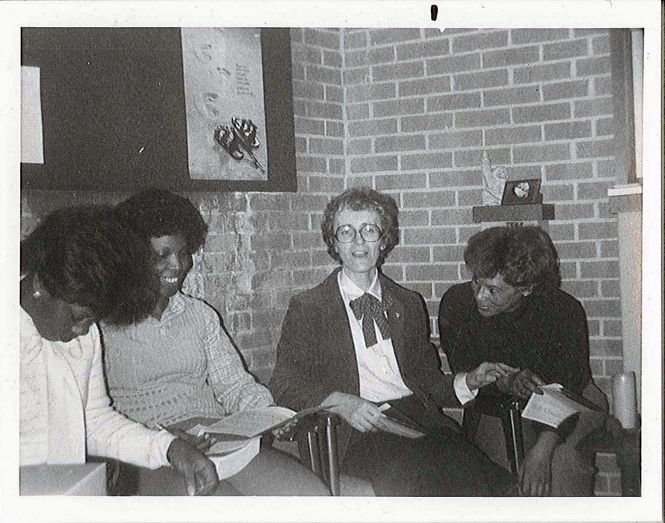 Joyce Ann Hertzig 1980s