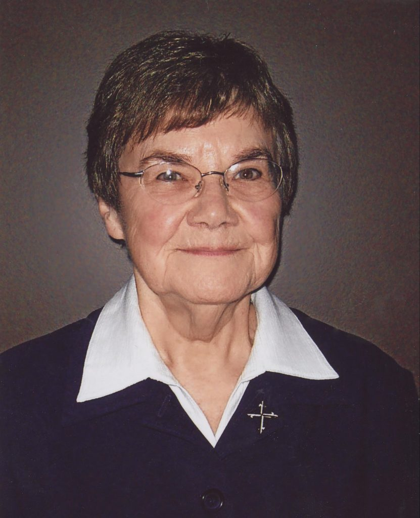 Sr Bernadette Mooney OP