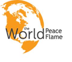 World Peace Flame logo