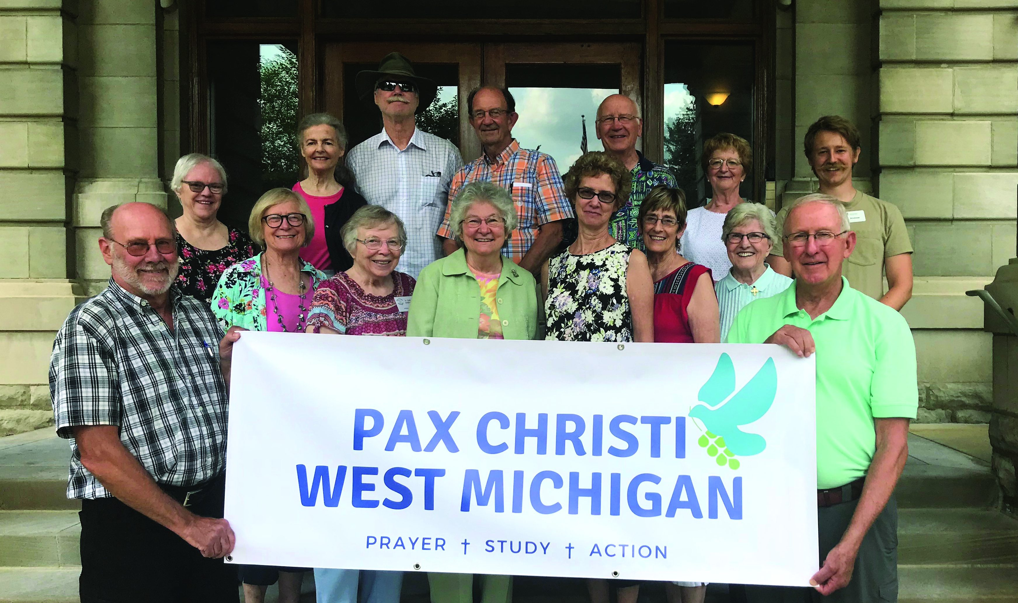 Pax Christi West Michigan at Marywood