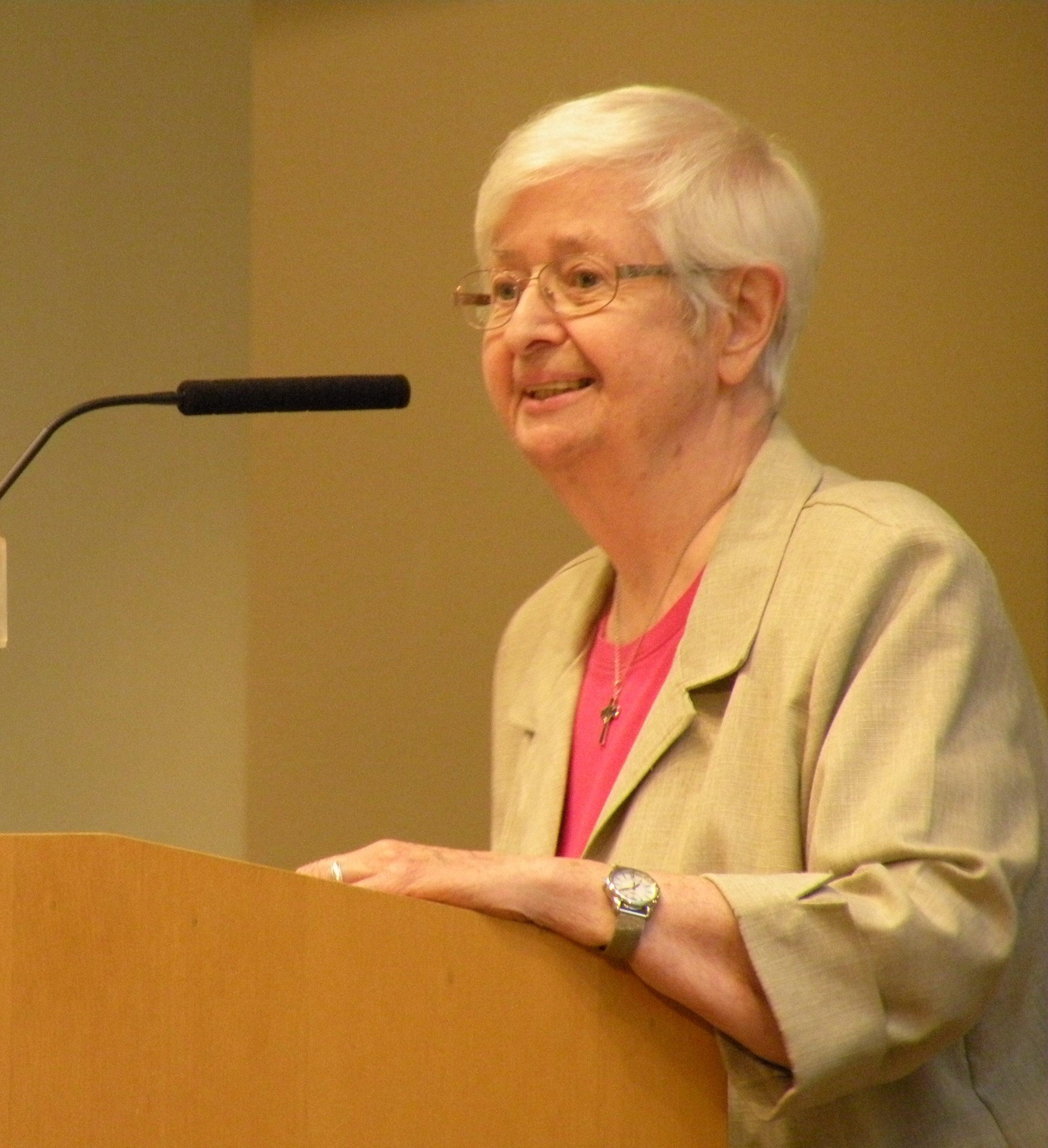 Sister Tereska Wozniak, OP