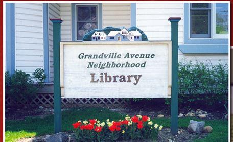Grandville Ave Library