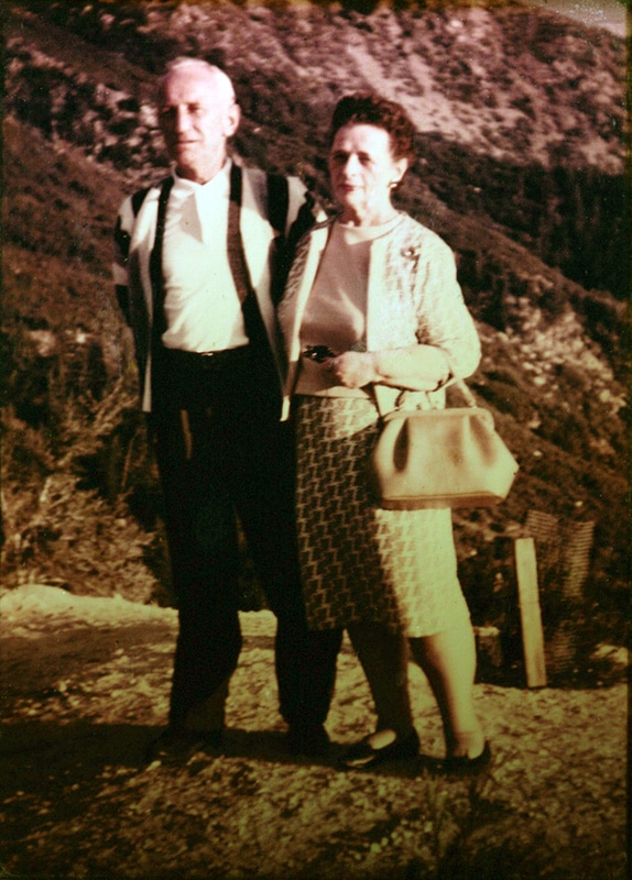 Francis & Mabel Martendale McCann