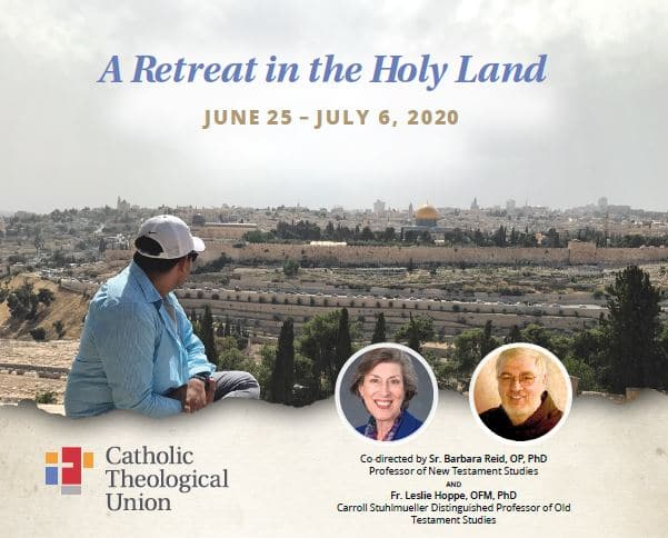 Holy Land Retreat 2020