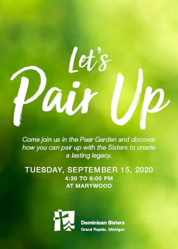 Pair Up Event 2020